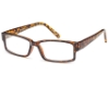 4U U 202 Eyeglasses in Tortoise