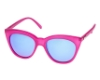 LeSpecs Halfmoon Magic Sunglasses in LSP1402019 Pink w/ Ice Blue Revo