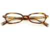 Seraphin by OGI MORGAN Eyeglasses in 8520 - Tortoise Ripple