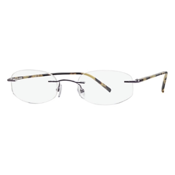 Totally Rimless TR 128 Eyeglasses