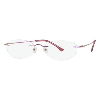 Totally Rimless TR 125 Eyeglasses