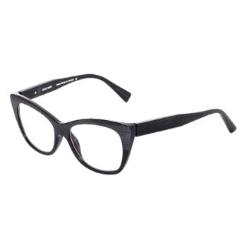 26644132e9 Alain Mikli Gray Crystal Eyeglasses