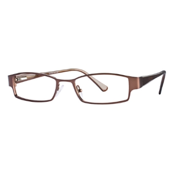 Cougar Brawn Eyeglasses