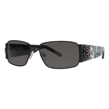 Ed Hardy EHS 041 CATCHER Sunglasses
