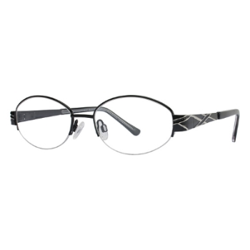 Genevieve Boutique Intricate Eyeglasses