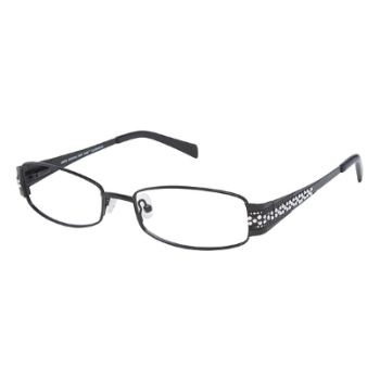 Jimmy Crystal New York Glamorous Eyeglasses