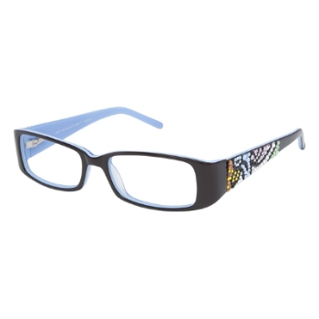 Jimmy Crystal New York Picasso Eyeglasses
