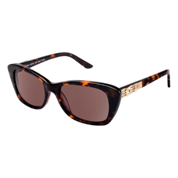 Jimmy Crystal New York JCS128 Sunglasses