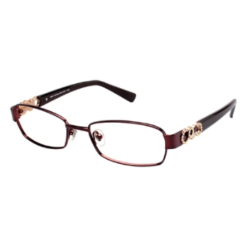 Jimmy Crystal New York Chic Eyeglasses
