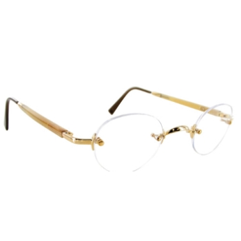 Gold & Wood 3381.6.CB24 Eyeglasses