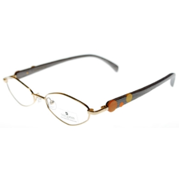 Gold & Wood 400.6 Eyeglasses