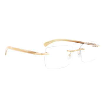 Gold & Wood A19-75-CB53 Eyeglasses