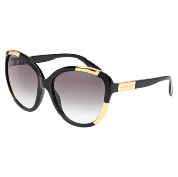 Alexander McQueen AM0006S Sunglasses
