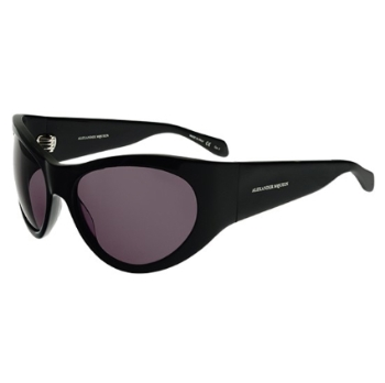 Alexander McQueen AM0015S Sunglasses