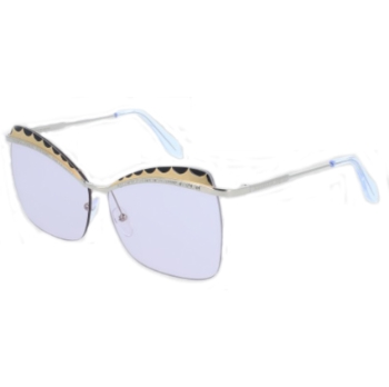 Alexander McQueen AM0059S Sunglasses