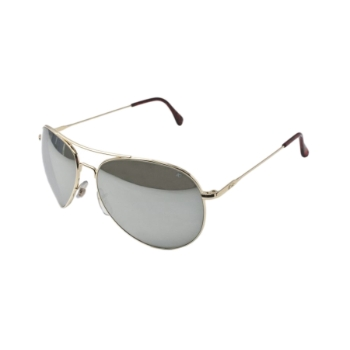 AO Eyewear General 8-Base Gold (Wire Spatula Temples) Sunglasses