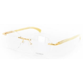 Gold & Wood API06.6.CB53 Eyeglasses