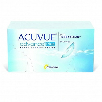Acuvue Advance Plus 24 pack Contact Lenses