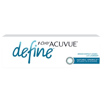 Acuvue 1-DAY ACUVUE ® DEFINE™ with LACREON® 30 pak Contact Lenses