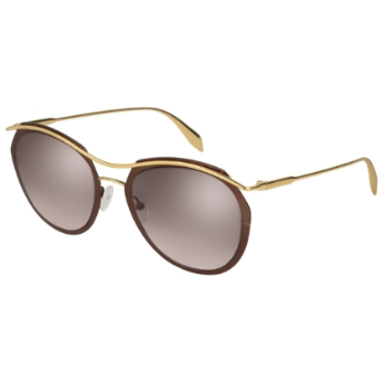 Alexander McQueen AM0116S Sunglasses
