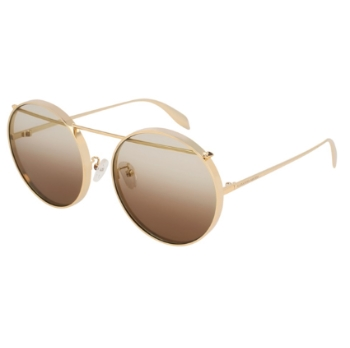 Alexander McQueen AM0137SA Sunglasses
