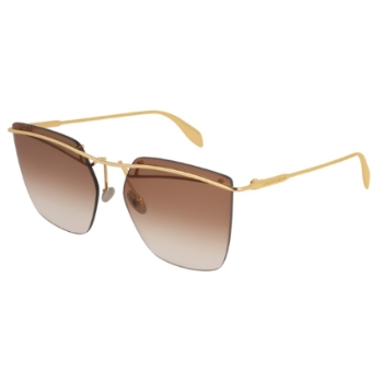Alexander McQueen AM0144S Sunglasses