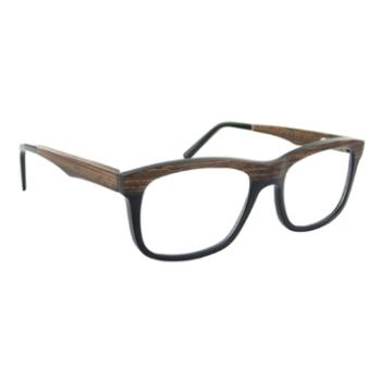 Gold & Wood B16.4 Eyeglasses