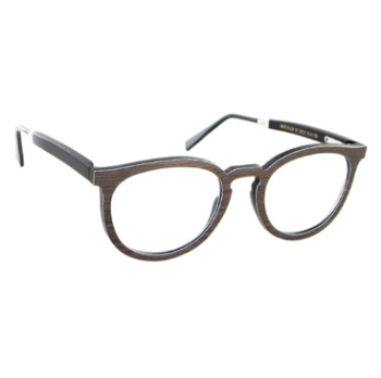 Gold & Wood B21-2 Eyeglasses