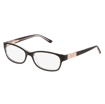 Bebe BB5082 Lady Vegas Eyeglasses
