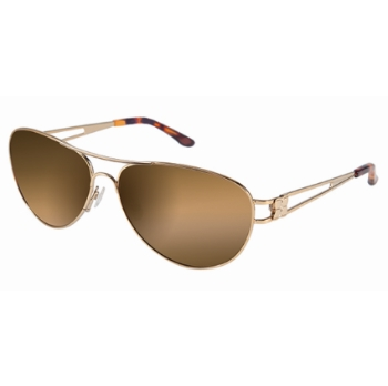 BCBG Max Azria Cheeky Sunglasses