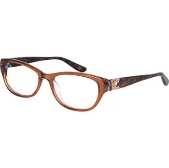 e906f08fda5 Badgley Mischka Francine Eyeglasses