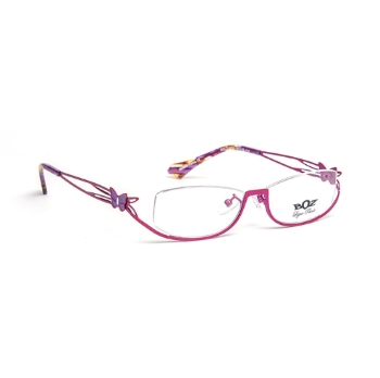 BOZ Gold Eyeglasses