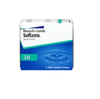 Soflens Soflens 38 6 pack Contact Lenses