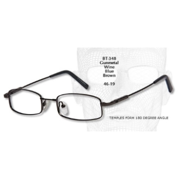 Bendatwist BT 348 Eyeglasses