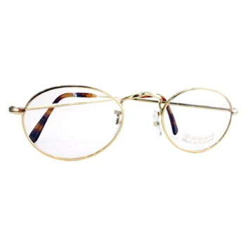 Savile Row 14KT Orford w/Cable Temples Eyeglasses