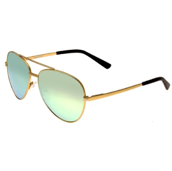 Bertha Bianca Sunglasses