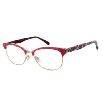 Betsey Johnson Cajj Eyeglasses