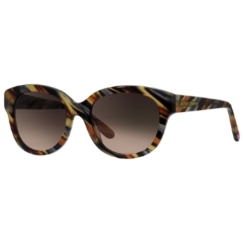 Betsey Johnson Smolder Sunglasses