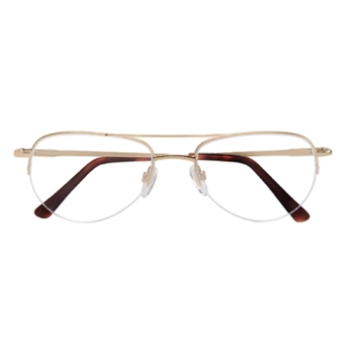 ClearVision Walter-Aviator Eyeglasses