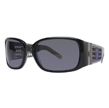 Christian Audigier CAS408 C.A. CHAIN Sunglasses