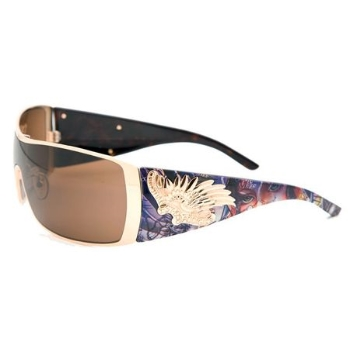 Christian Audigier CAS404 MOTHER OF GRACE Sunglasses