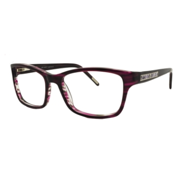 Club 54 Merlot Eyeglasses