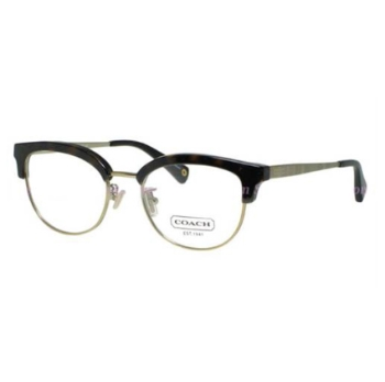 Coach Metal Eyeglass Frames : Coach Womens Metal Eyeglasses - Go-Optic.com