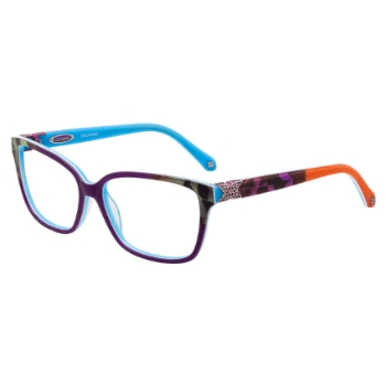 Coco Song Fire Light Eyeglasses