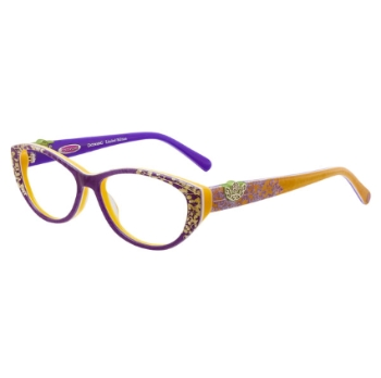 Coco Song Full Moon Eyeglasses