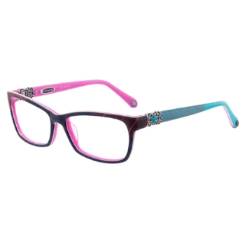 Coco Song Get Blue Eyeglasses