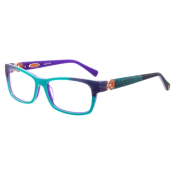 Coco Song Life Colour Eyeglasses