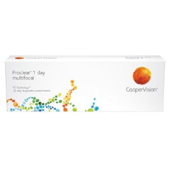 Proclear Proclear 1 Day Multifocal 30 pack Contact Lenses