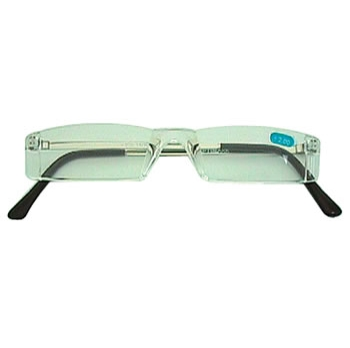 Hilco Readers Crystal Clear Half-Eye Reader Readers