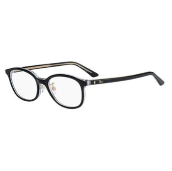 Christian Dior Montaigne-28F Eyeglasses